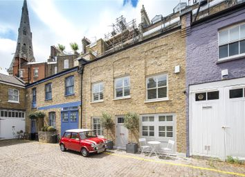 Thumbnail 2 bed mews house for sale in Ensor Mews, London