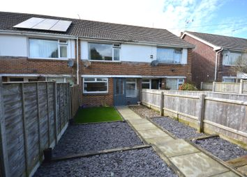 Thumbnail 2 bed terraced house for sale in Hilltop Road, Corfe Mullen, Wimborne