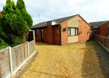 Thumbnail 3 bed detached bungalow for sale in Constable Crescent, Whittlesey, Peterborough