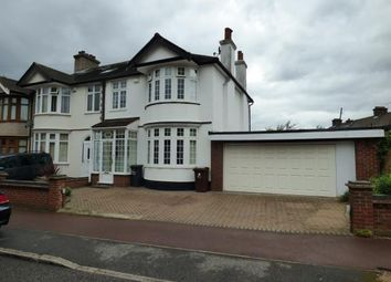 Thumbnail 3 bed end terrace house for sale in Halsham Crescent, Barking
