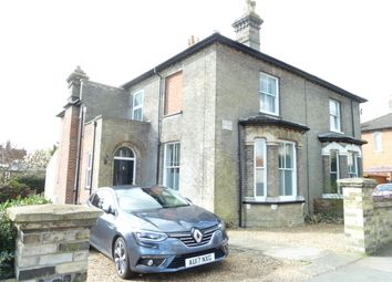 Thumbnail 3 bedroom semi-detached house to rent in Station Road, Beccles