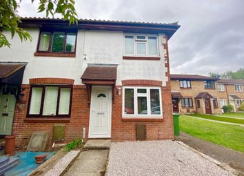 Siskin Close, Borehamwood WD6. 2 bed end terrace house