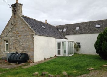 Thumbnail 2 bed semi-detached house to rent in Duffus, Elgin