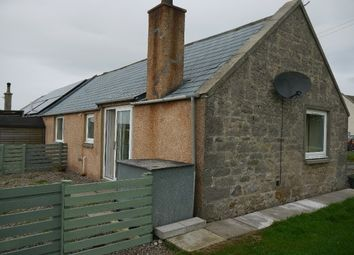 Thumbnail 1 bed cottage to rent in Lochhills, Elgin