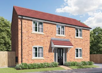 "Thumbnail 4 bed detached house for sale in ""The Knightley"" at Carlisle Way, Bracebridge Heath, Lincoln"