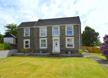 Thumbnail 6 bedroom detached house for sale in Bryn Road, Waunarlwydd, Swansea