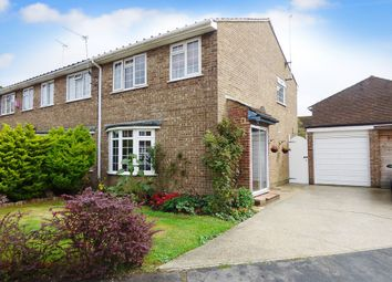 Thumbnail 3 bed end terrace house for sale in Timberleys, Littlehampton