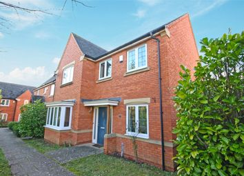 Thumbnail 4 bed detached house for sale in Arundel Way, Cawston, Warwickshire