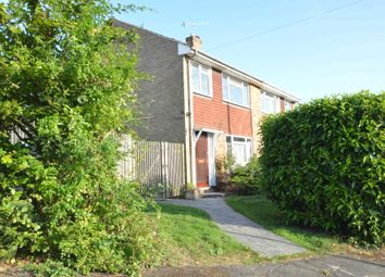 Thumbnail 3 bed semi-detached house to rent in Malus Drive, Addlestone