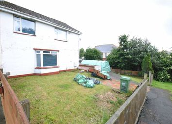 Thumbnail 3 bed semi-detached house for sale in John Gay Road, Barnstaple