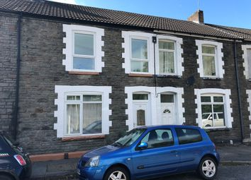 Thumbnail 3 bed terraced house for sale in Cardiff Road, Treforest, Pontypridd
