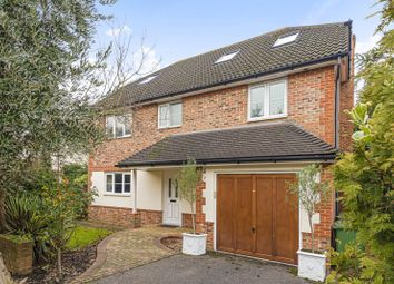 6 bed detached house for sale in Scott Farm Close, Thames Ditton KT7