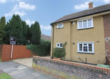Thumbnail 3 bed semi-detached house for sale in Great Central Avenue, Ruislip