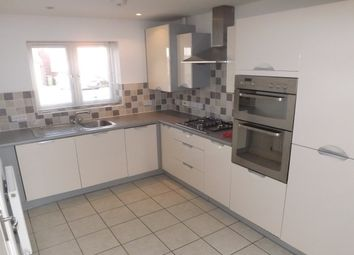 Thumbnail 4 bed property to rent in Littlestone Gate, Broughton, Milton Keynes