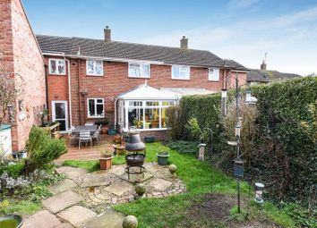 Thumbnail 4 bed semi-detached house for sale in West Hawthorn Road, Ambrosden, Bicester