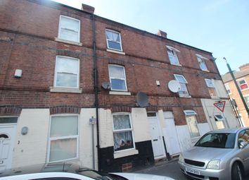 Thumbnail 4 bedroom terraced house for sale in Palin Street, Nottingham