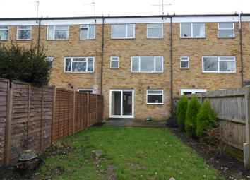 Thumbnail 3 bed town house to rent in Madera Road, West Byfleet