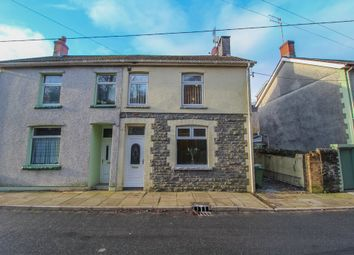 3 bed semi-detached house for sale in Clydach Terrace, Ynysybwl, Pontypridd CF37