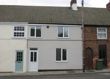 Thumbnail 3 bed terraced house for sale in Eldon Street, Tuxford, Newark