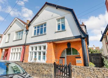 Thumbnail 2 bed flat for sale in Carlton Drive, Leigh On Sea, Essex