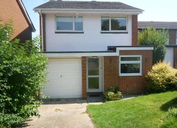 Thumbnail 4 bedroom detached house to rent in Kelso Close, Worth, Crawley