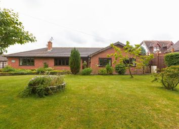 Thumbnail 4 bed detached bungalow for sale in Cocker Lane, Leyland