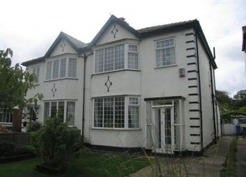 Thumbnail 3 bed semi-detached house to rent in West Drive, Thornton-Cleveleys
