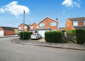 Thumbnail 4 bed detached house for sale in Brickenell Road, Calverton, Nottingham