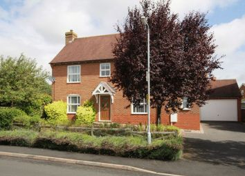 4 bed detached house for sale in Chaffinch Way, Brackley NN13