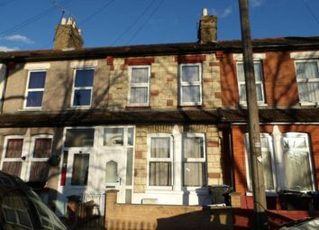 Thumbnail 2 bedroom terraced house for sale in Ascot Road, Edmonton, London