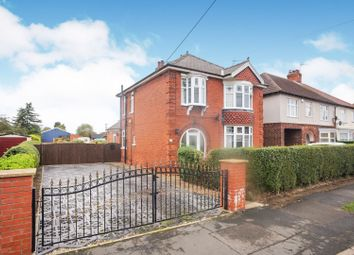Thumbnail 3 bed detached house for sale in Cemetery Road, Winterton