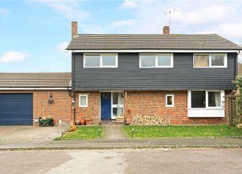 Thumbnail 4 bed detached house for sale in Boakes Meadow, Shoreham, Sevenoaks