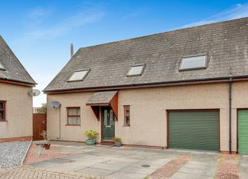 Thumbnail 3 bed terraced house for sale in West Farm Court, Cramlington