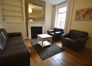 Thumbnail 4 bedroom terraced house to rent in Eastleigh Road, West End, Leicester