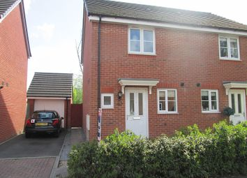 Thumbnail 2 bed semi-detached house for sale in Marcroft Road, Port Tennant, Swansea, City And County Of Swansea.