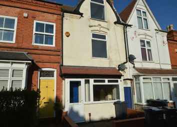 Thumbnail 4 bed terraced house to rent in 18 Waterloo Road, Kings Heath, Birmingham