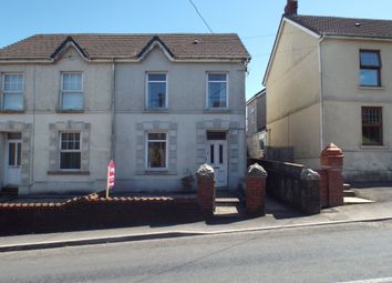Thumbnail 2 bed semi-detached house for sale in Heol Bryngwili, Cross Hands, Llanelli