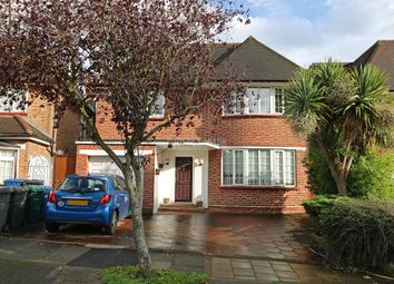 Thumbnail 5 bed detached house for sale in Connaught Drive, London