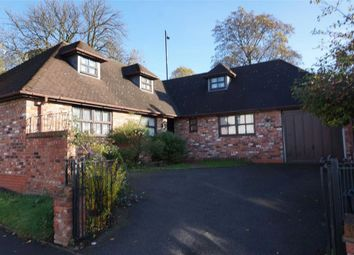 Thumbnail 4 bed detached bungalow for sale in Green Lanes, Wylde Green, Sutton Coldfield