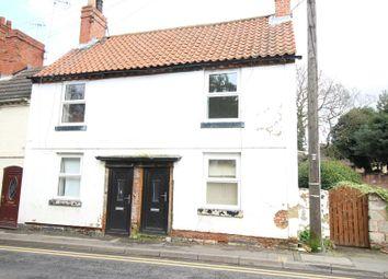Thumbnail Terraced house for sale in 55 & 57 Park Street, Worksop, Nottinghamshire