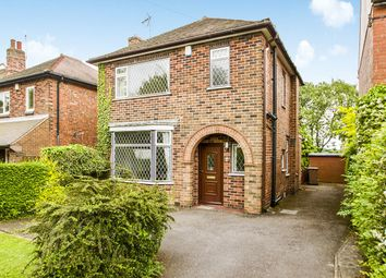 Thumbnail 3 bed detached house for sale in High Lane West, West Hallam, Ilkeston