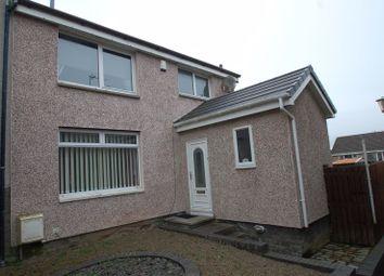 Thumbnail 3 bedroom terraced house for sale in Lindsay Loan, Lanark