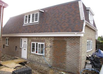 Thumbnail 3 bed link-detached house for sale in Murray Road, Horndean, Waterlooville
