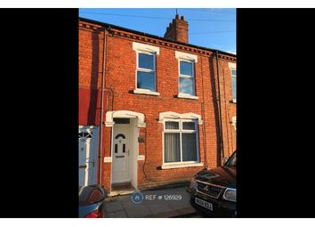 Thumbnail 4 bed terraced house to rent in Euston Road, Northampton