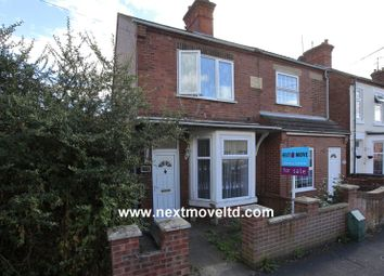 Thumbnail Terraced house for sale in Thistlemoor Road, Peterborough