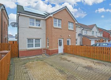 Thumbnail 3 bed semi-detached house for sale in 45 Fernieside Place, Gilmerton, Edinburgh