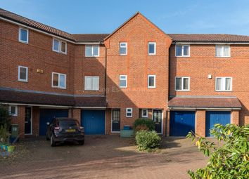 Thumbnail 4 bed terraced house for sale in Saracens Wharf, Fenny Stratford, Milton Keynes, Buckinghamshire