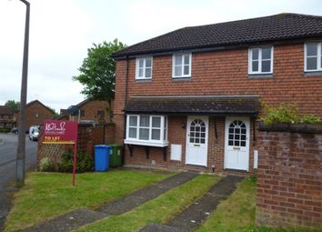 Thumbnail 1 bed property to rent in Wantage Road, College Town, Sandhurst