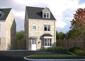 Thumbnail 4 bed detached house for sale in Shaw Lane, Carlton, Barnsley