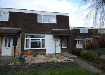 Thumbnail 2 bed end terrace house for sale in Houseman Road, Farnborough, Hampshire